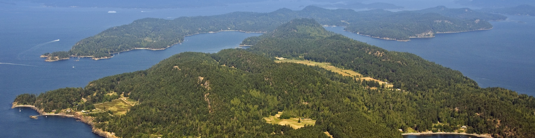 beach on Pender Island by Eha Onno for the Pender Island Chamber of Commerce